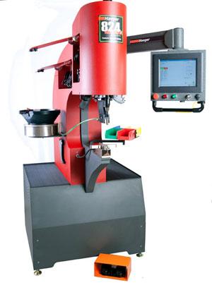 Haeger 824 MSP Hardware Insertion Machine